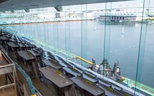 福岡競艇場の有料席