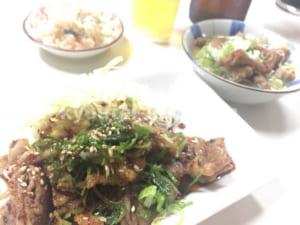 福岡競艇場の近くの飲み屋の料理