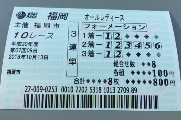 福岡なでしこカップ10R