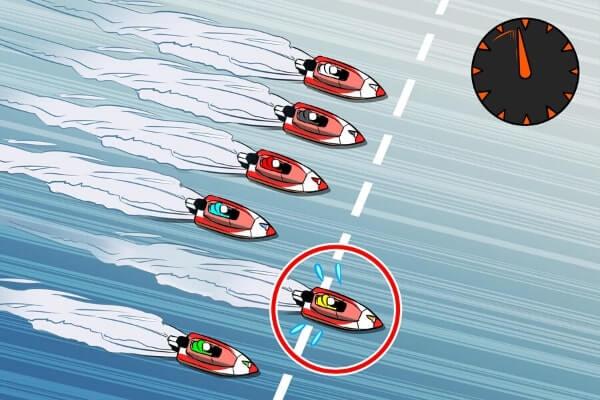 競艇のフライング
