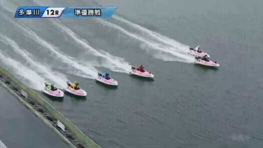多摩川競艇場の予想のコツ3