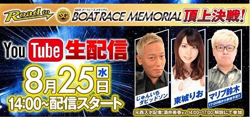 ボートレースメモリアルのイベント