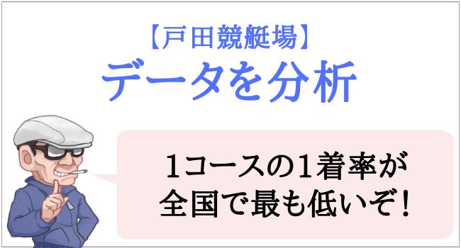 予想 戸田 競艇