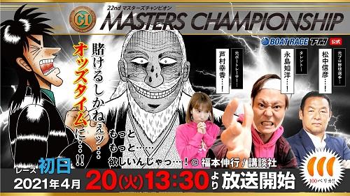 マスターズチャンピオンのイベント